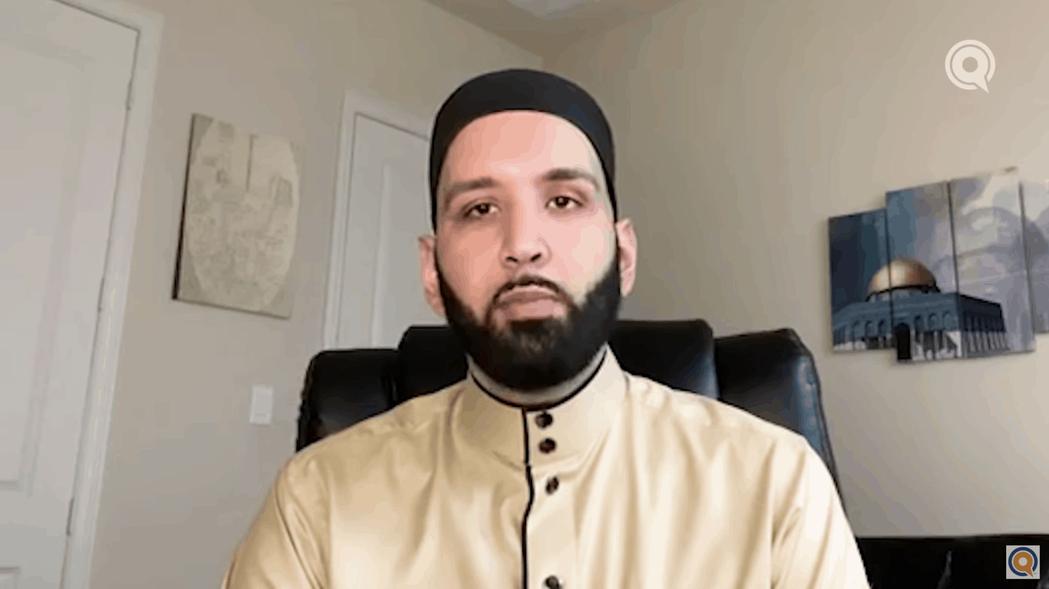 Omar Suleiman – When God Sends You a Dog or a Drunkard