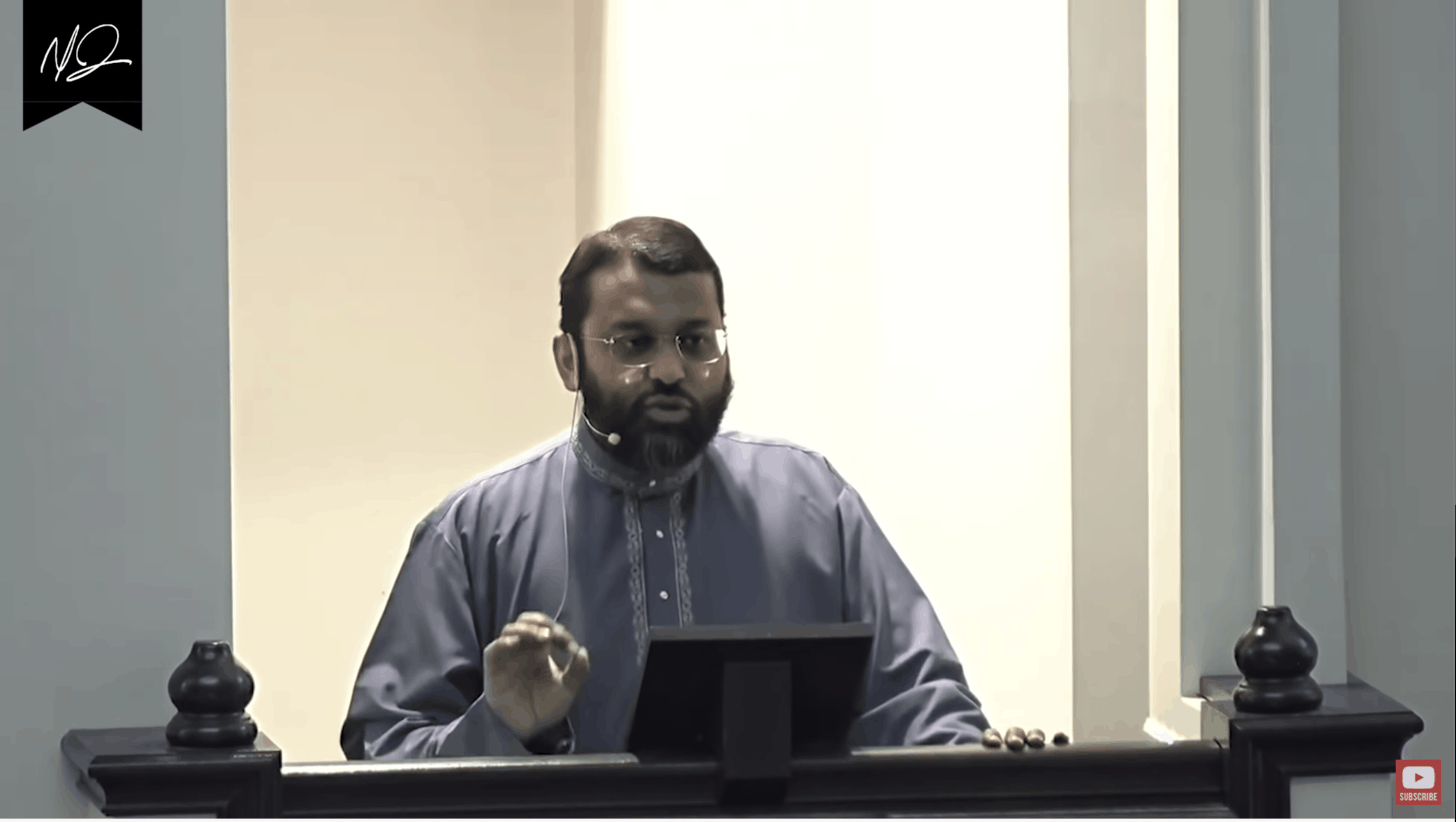 Yasir Qadhi – How Ramadan Trains Us To Have Taqwa