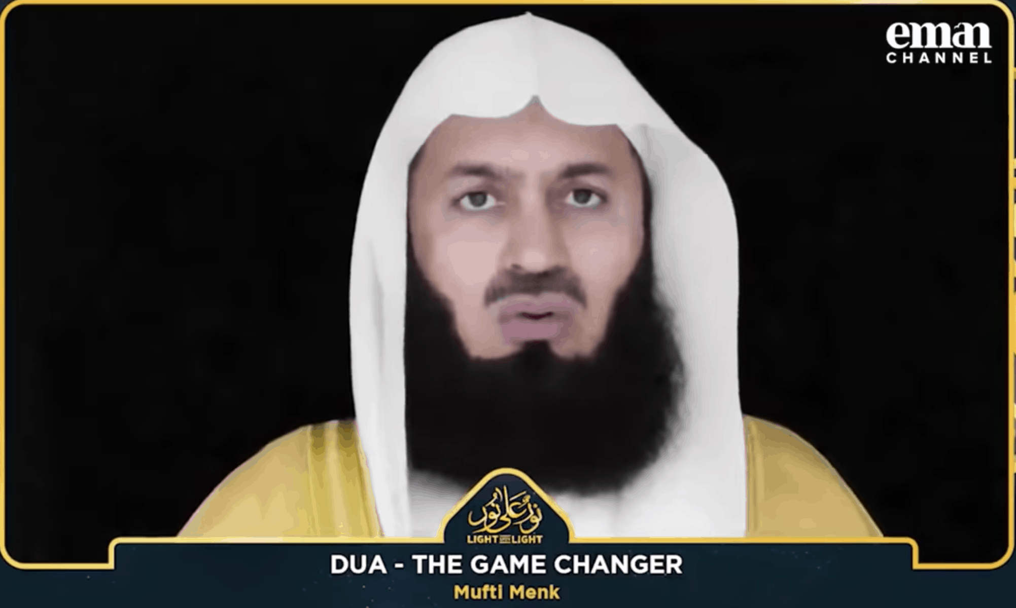 Ismail ibn Musa Menk – Du'aa: The Game Changer