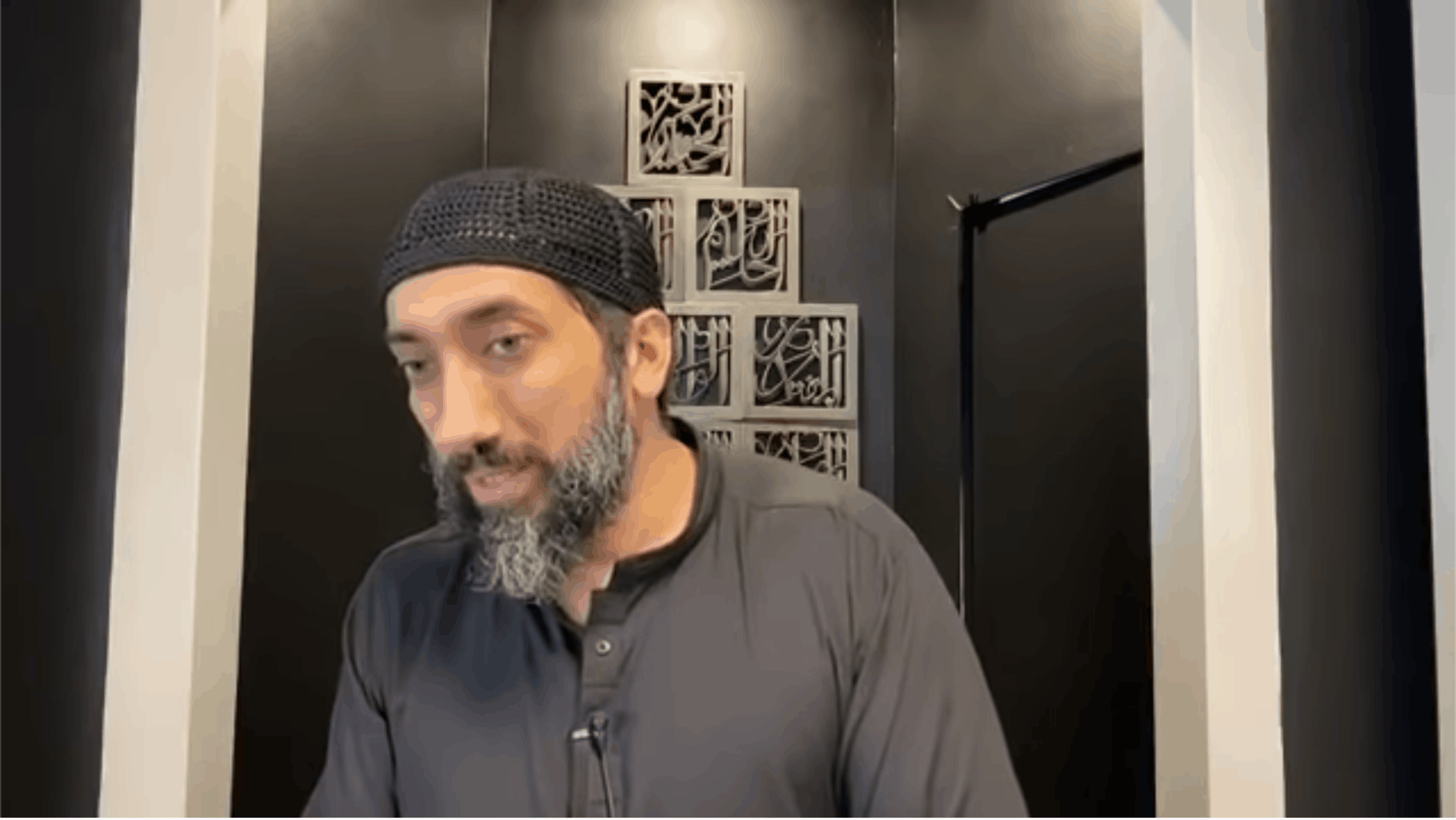 Nouman Ali Khan – End of Ramadan
