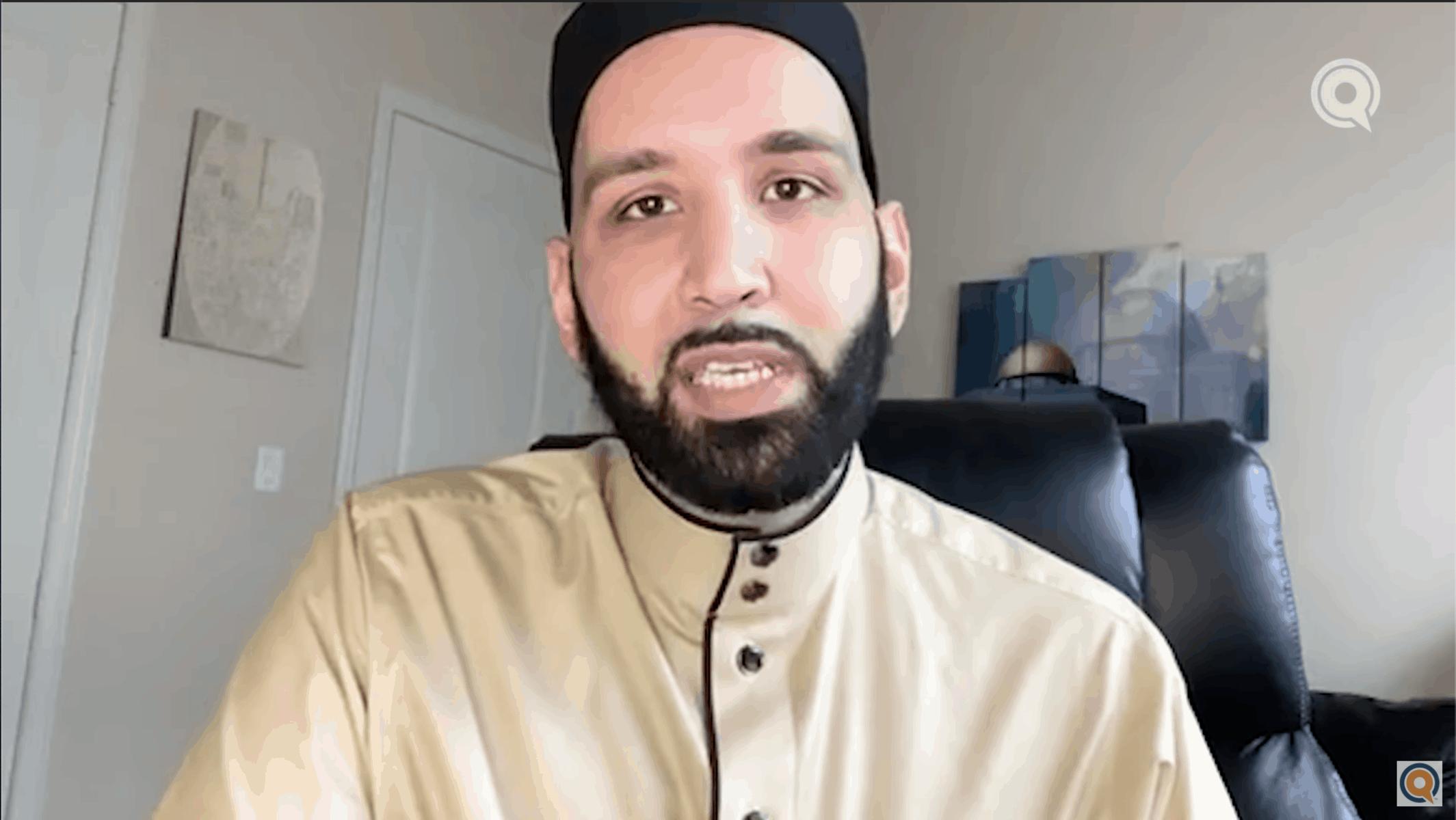 Omar Suleiman – Those who are not forgiven on Laylatul Qadr