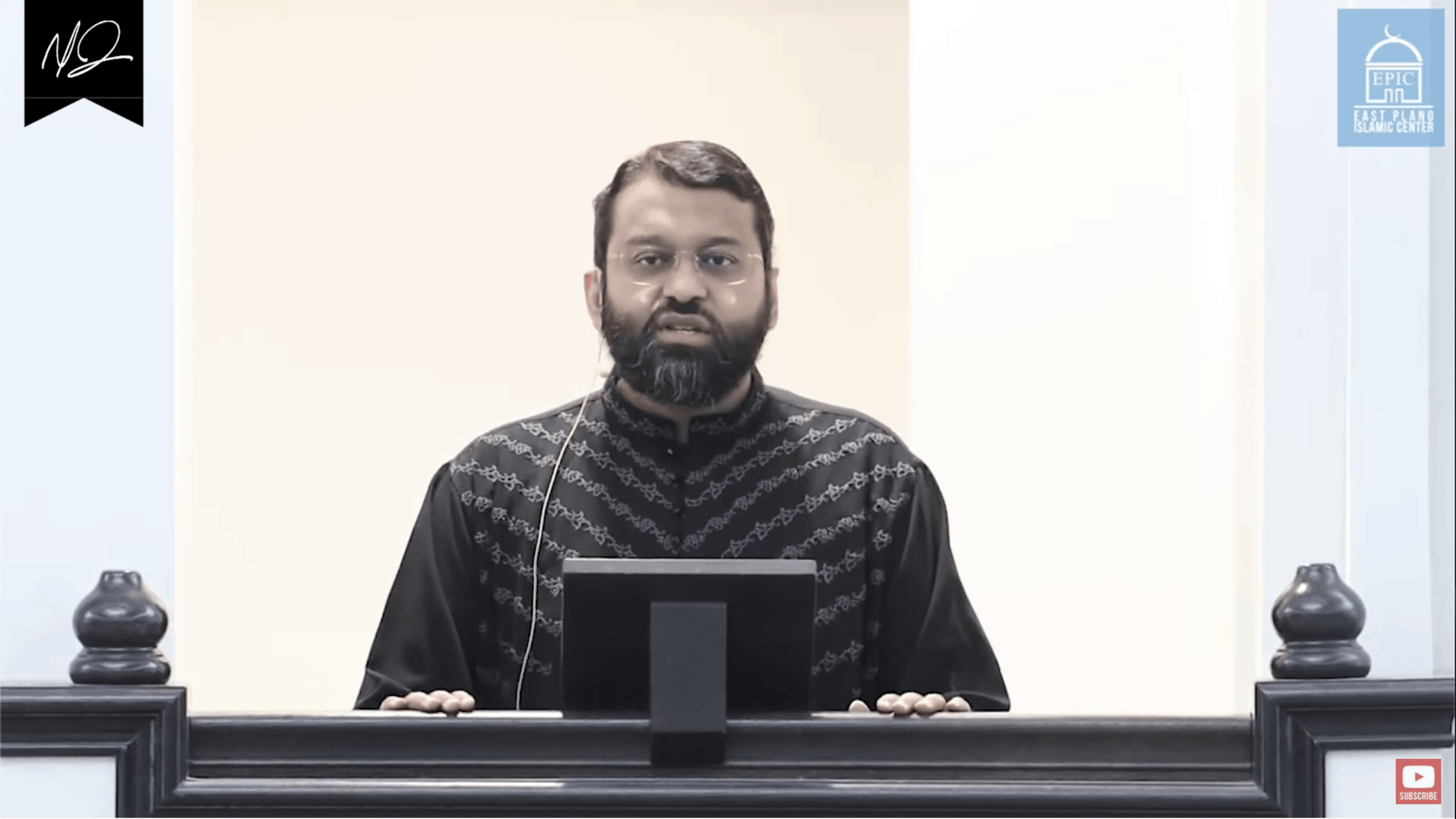 Yasir Qadhi – Bidding Farewell To Ramadan