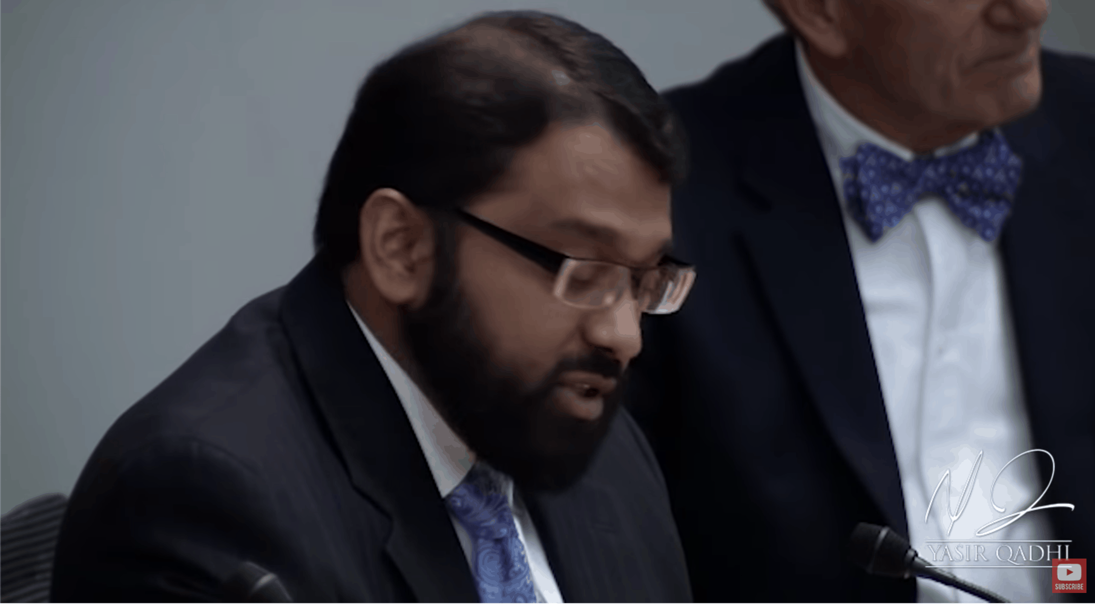 Yasir Qadhi – Religious Freedom and its Implications