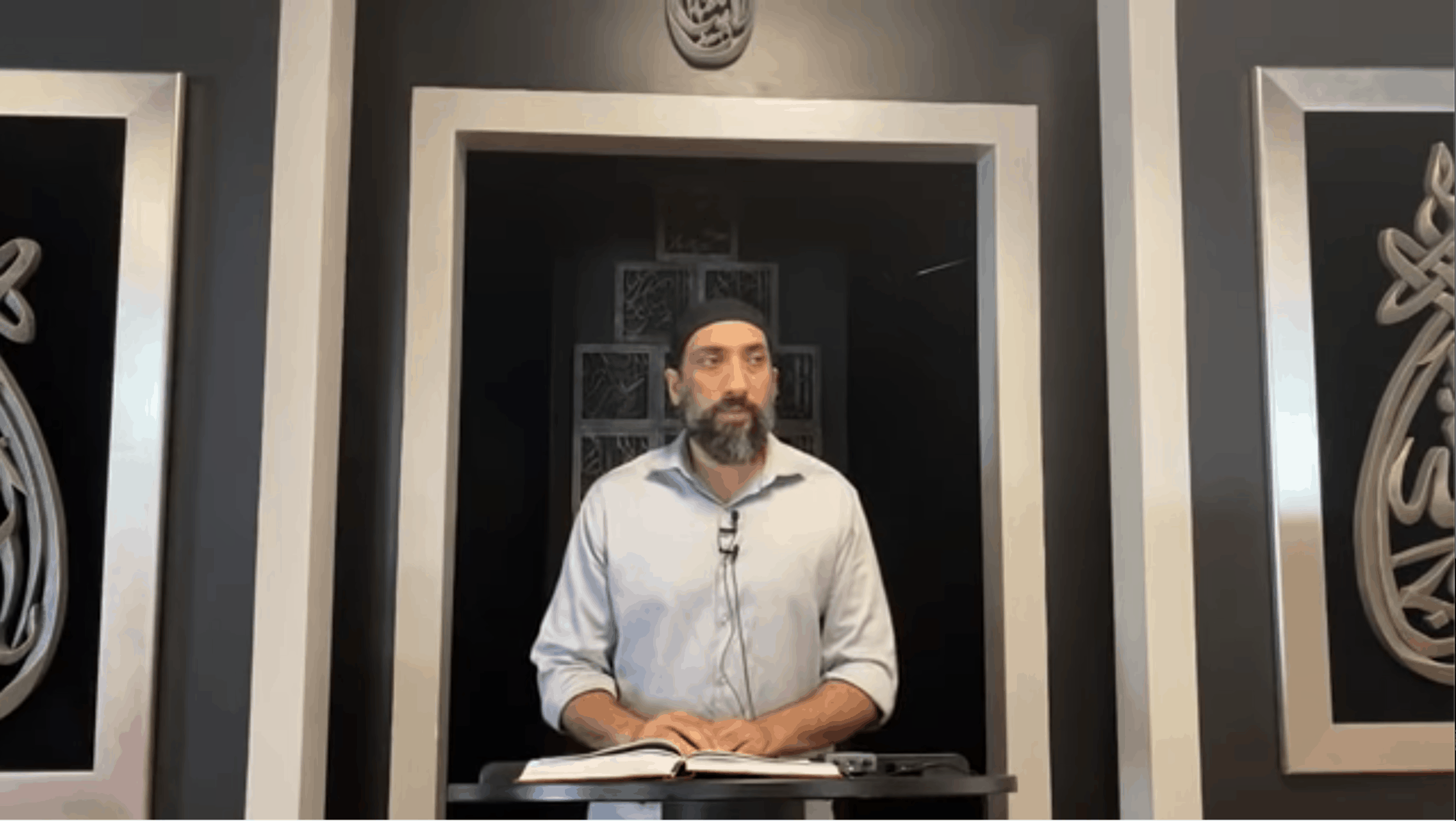 Nouman Ali Khan – Color of Skin