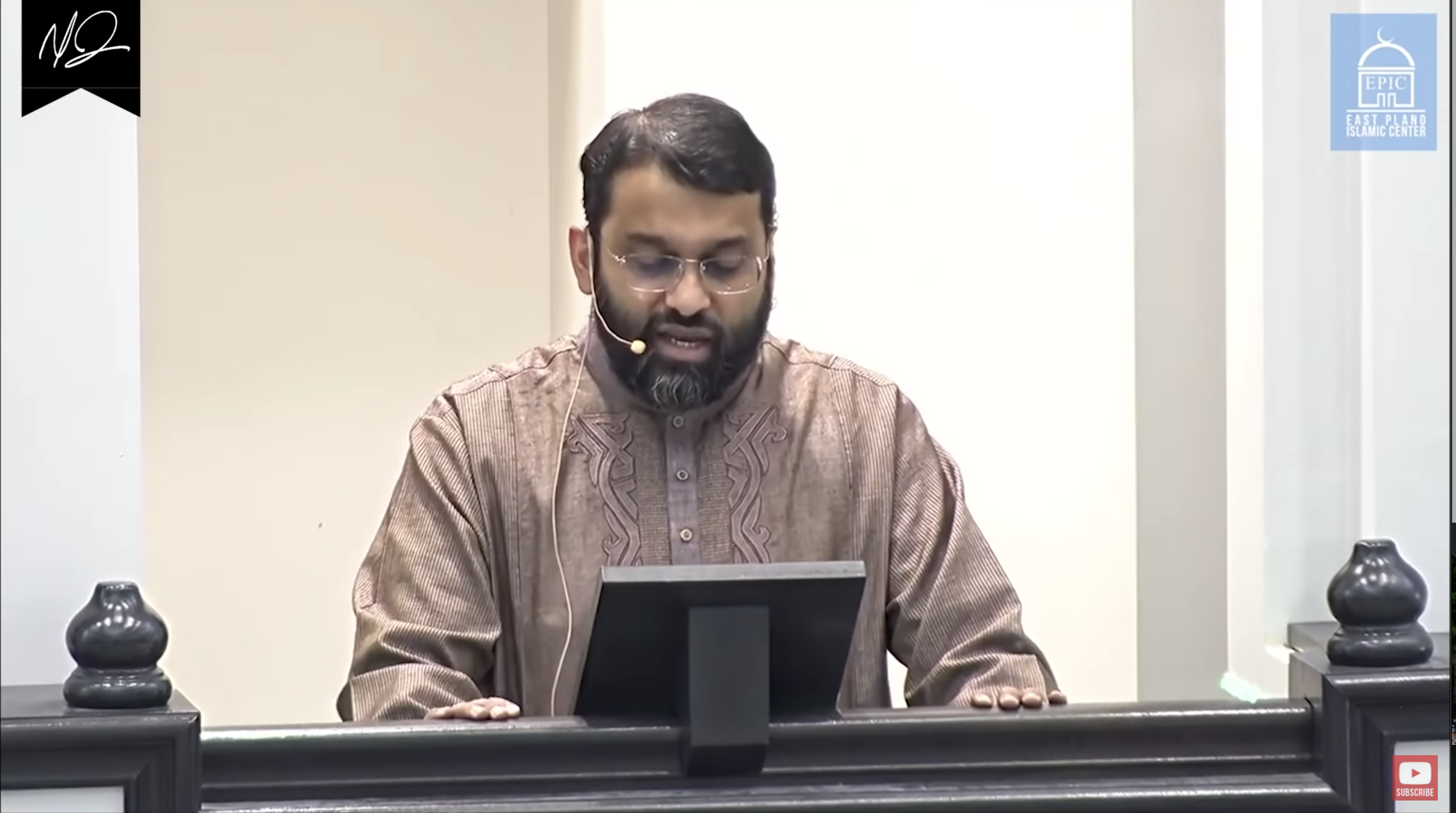 Yasir Qadhi – Racism in America and the Role of American Muslims In Combatting It