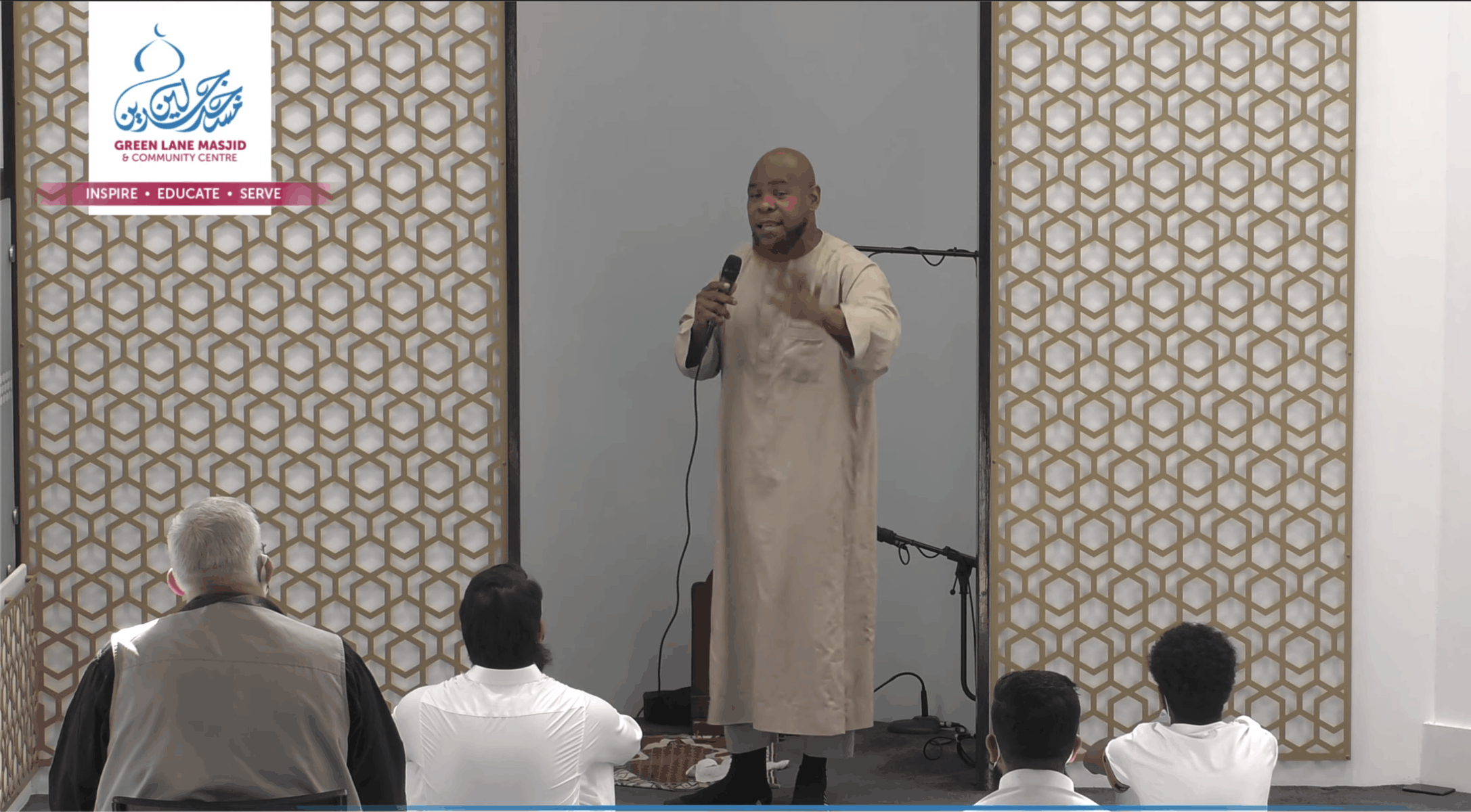 Abu Usamah – Holding on to Your Islam