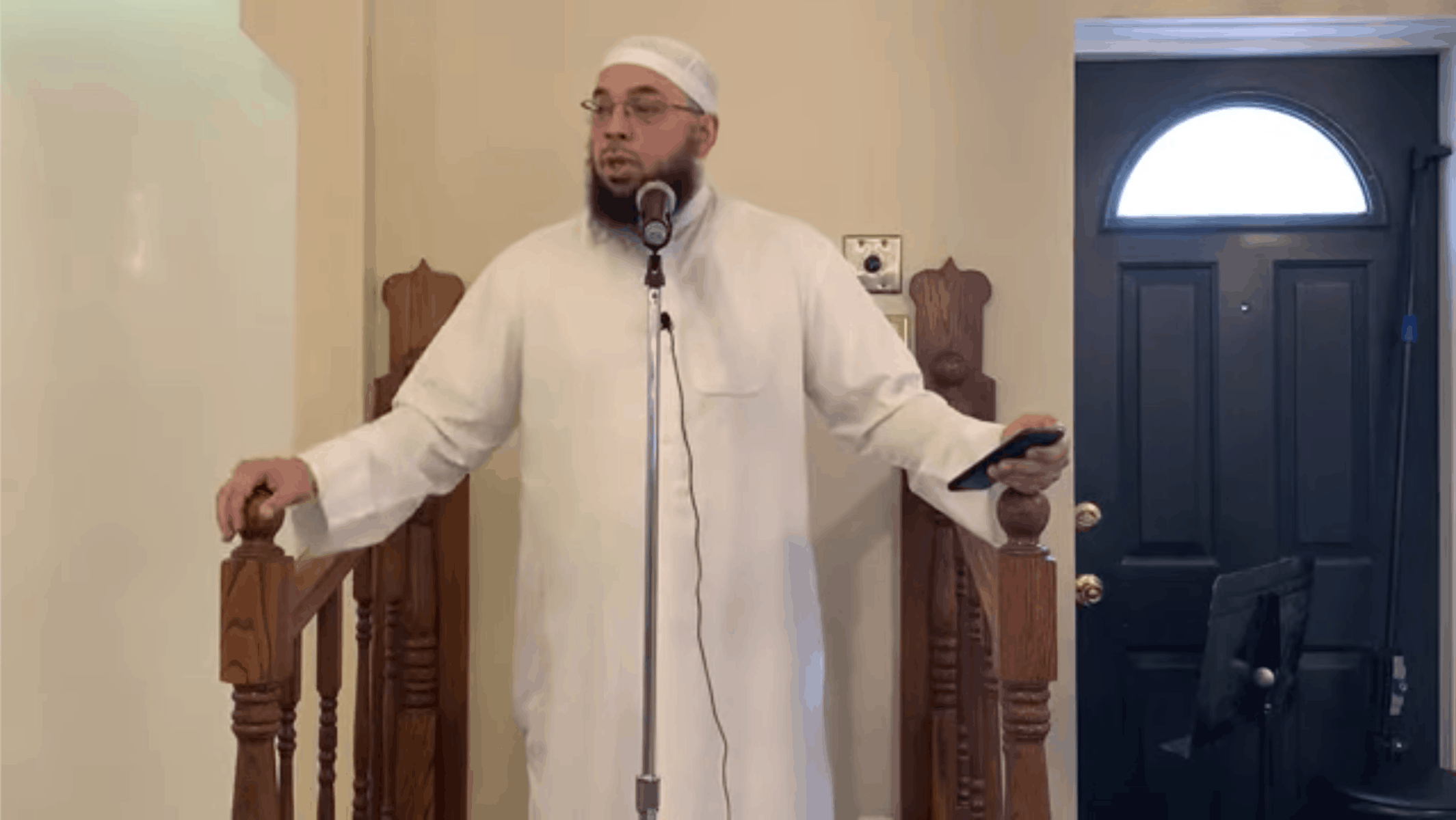 Tahir Wyatt – Mistakes in Salah