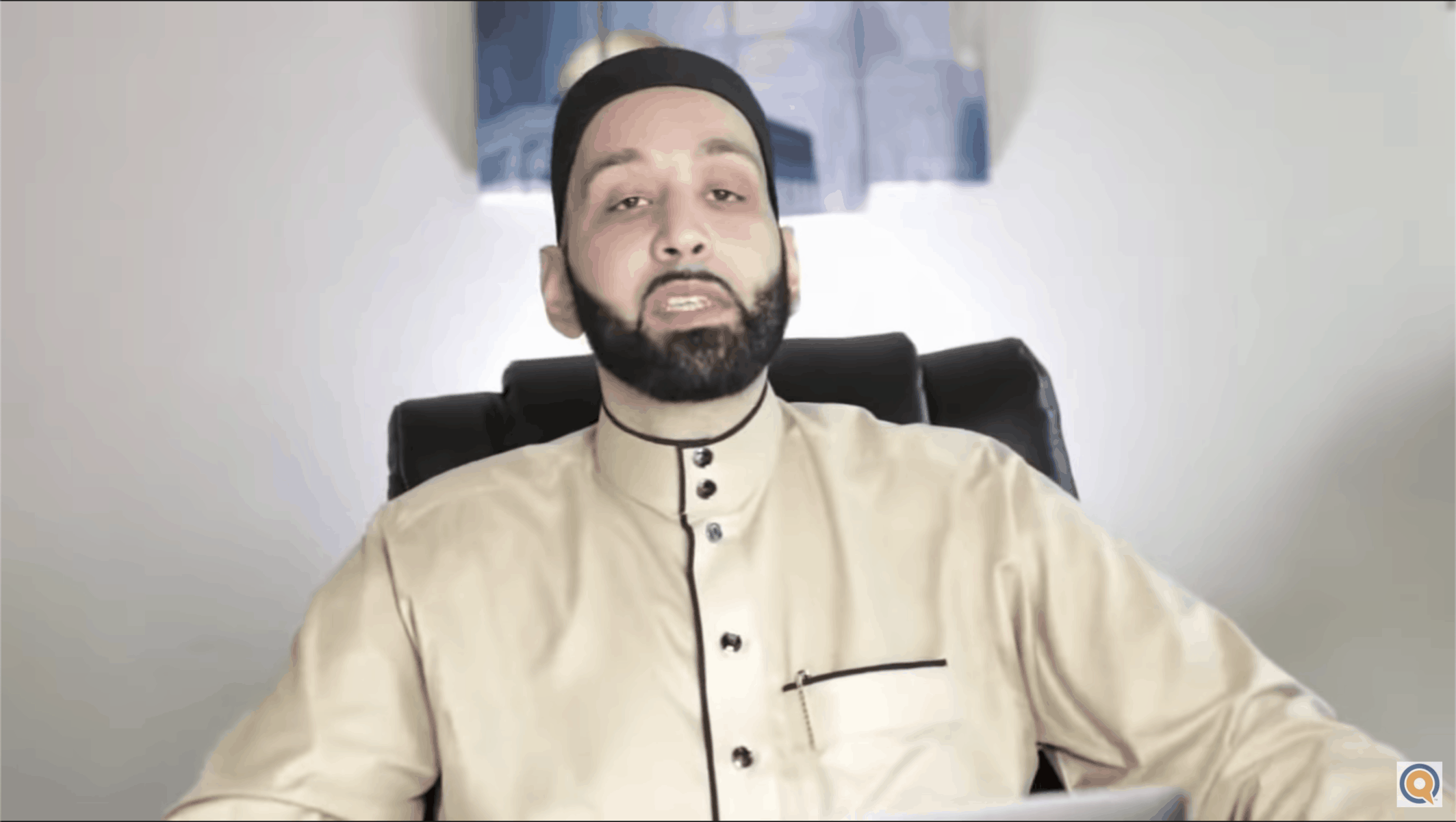 "Omar Suleiman – ""One Day You Will Remember What I Said To You"""