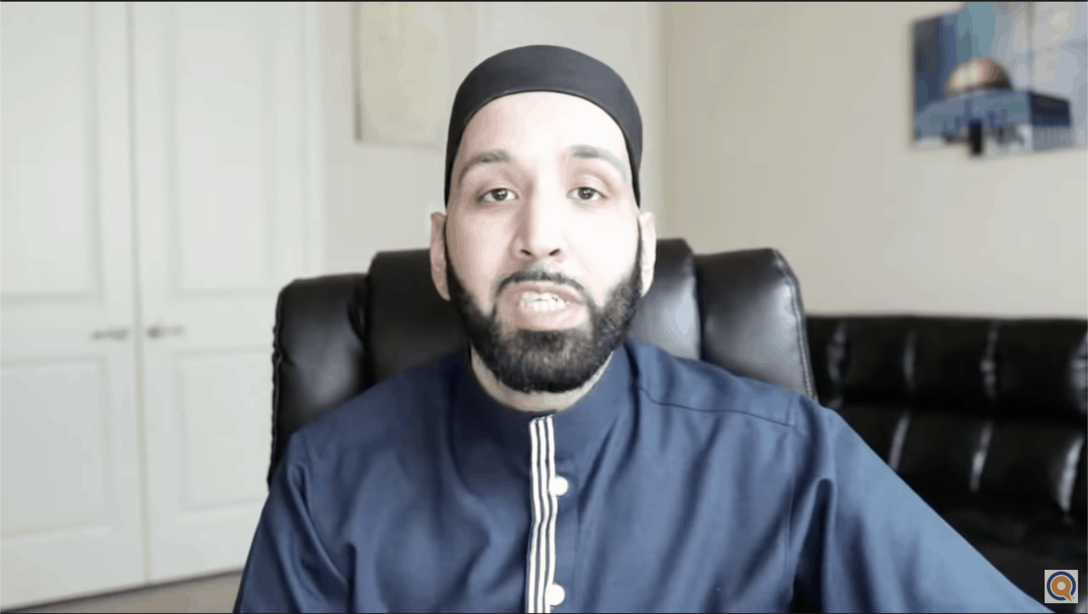 Omar Suleiman – How Allah Repays You For Your Honesty