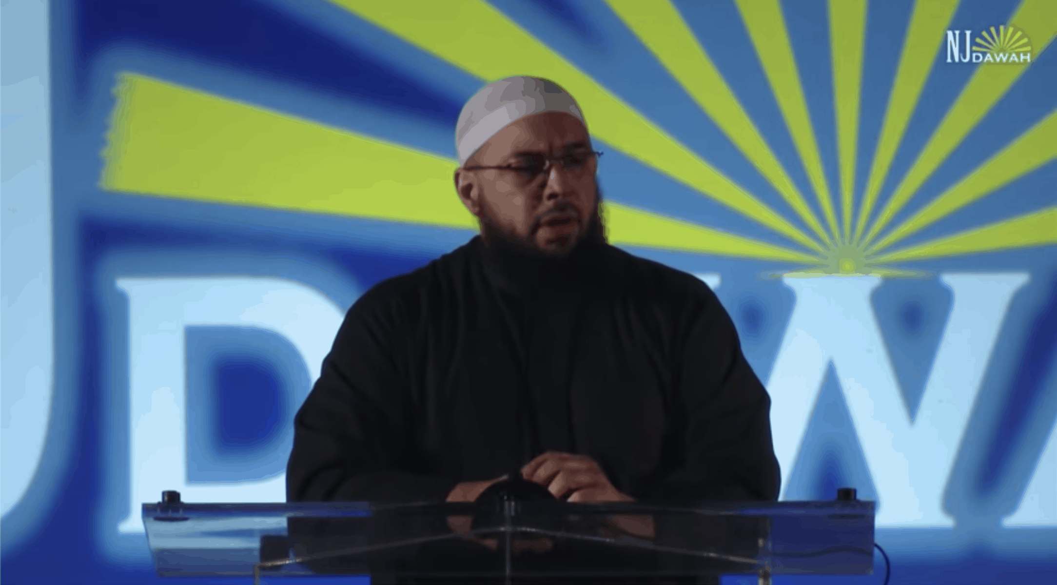 Tahir Wyatt – Connected to Allah