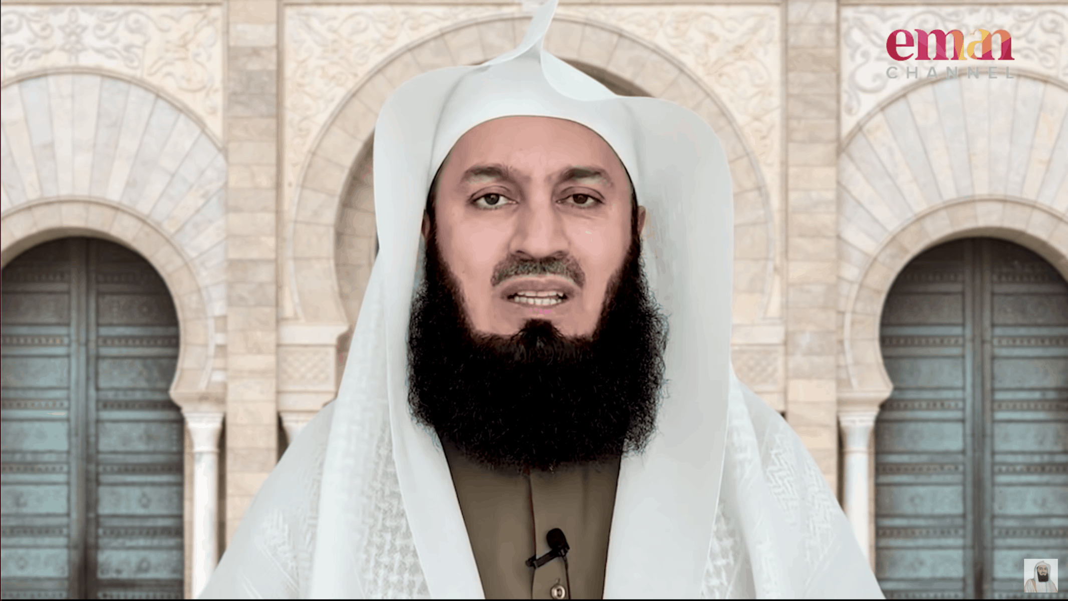 Ismail ibn Musa Menk – Be Merciful Upon Yourself