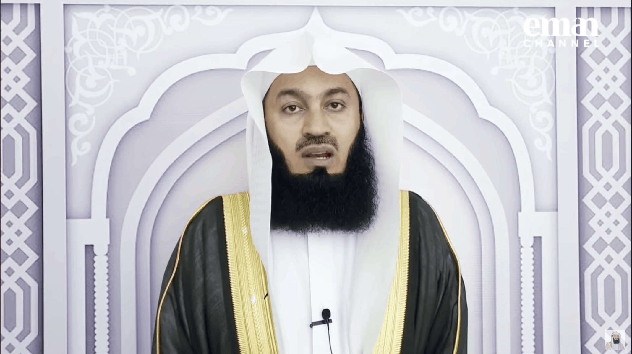 Ismail ibn Musa Menk – Preparing for a Good Death