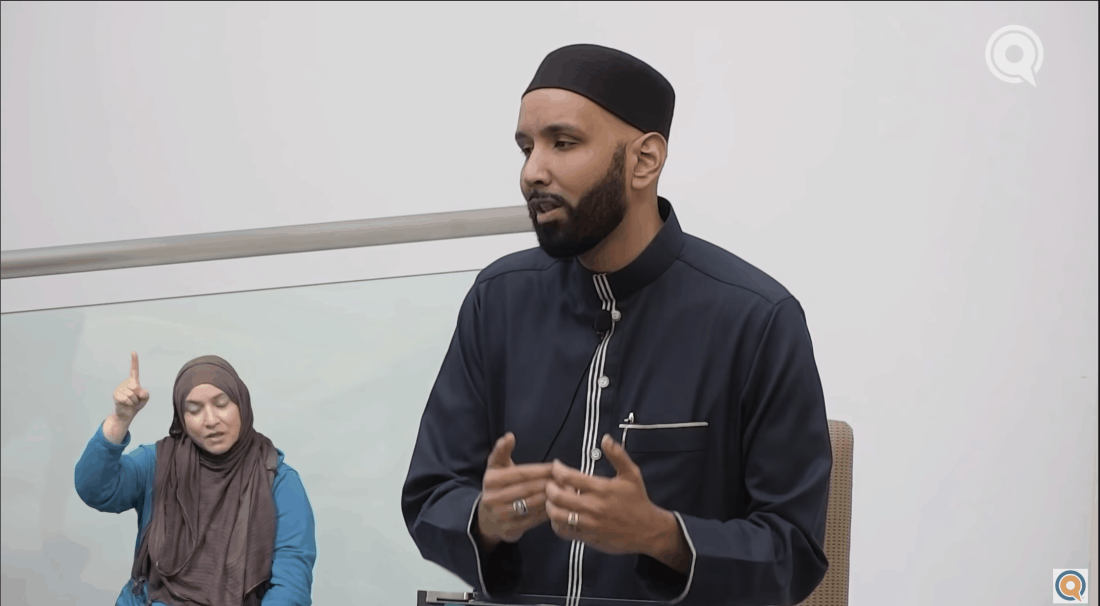 Omar Suleiman – The Best Forms Of Dhikr In Ramadan