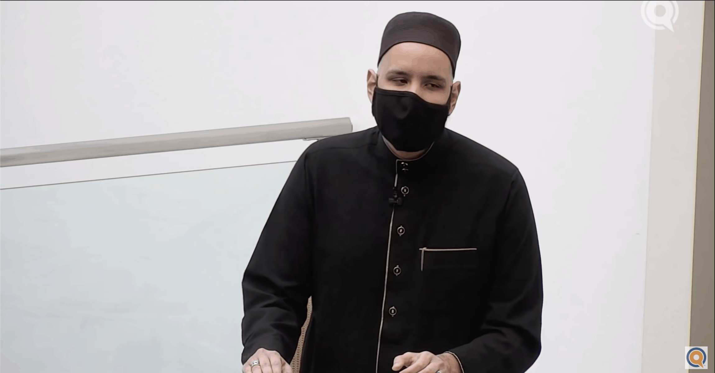 Omar Suleiman – The Blessing You Won't Forget Next Time