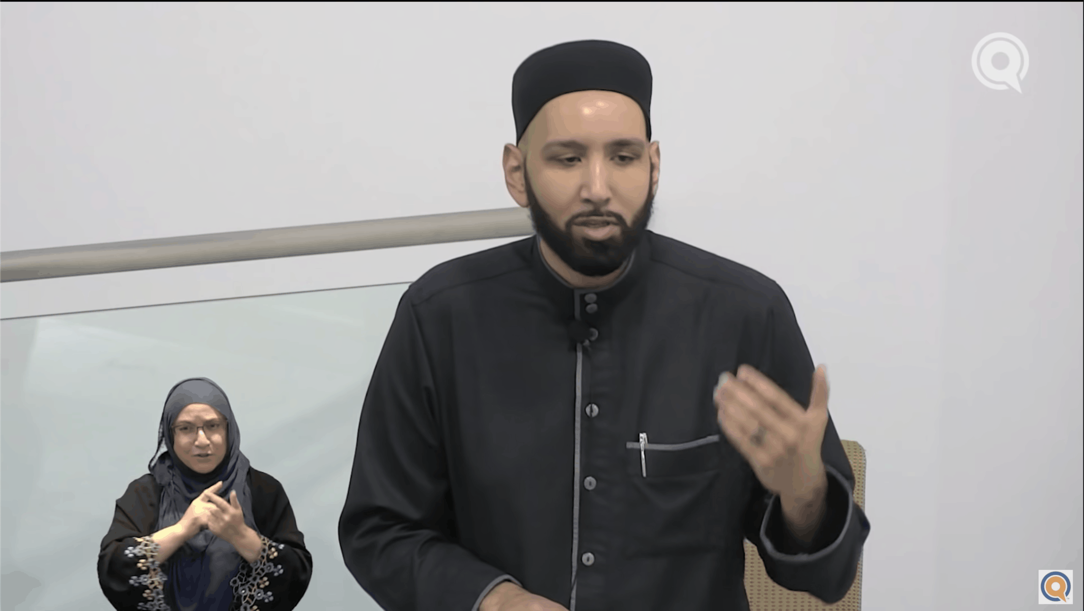 Omar Suleiman – What Are You Willing To Give Up For Allah?