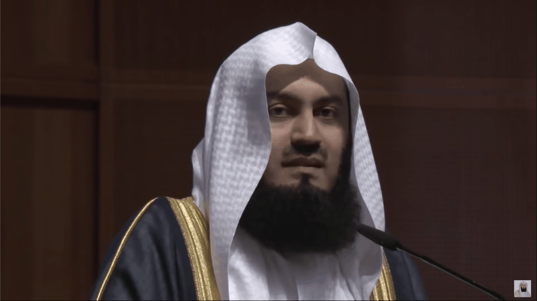 Ismail ibn Musa Menk – Are you suffering?