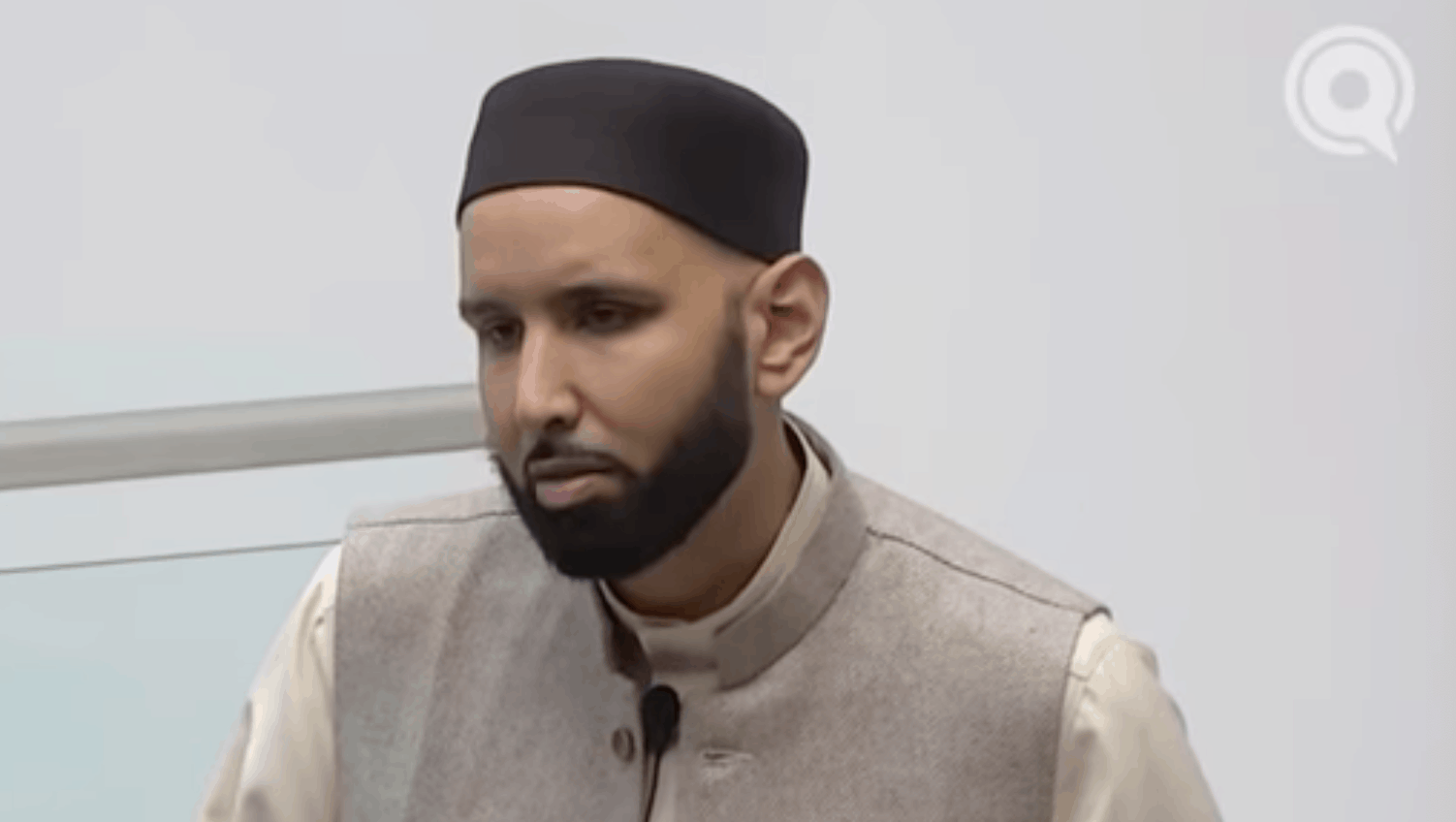 Omar Suleiman – When You Hit Your Lowest Point