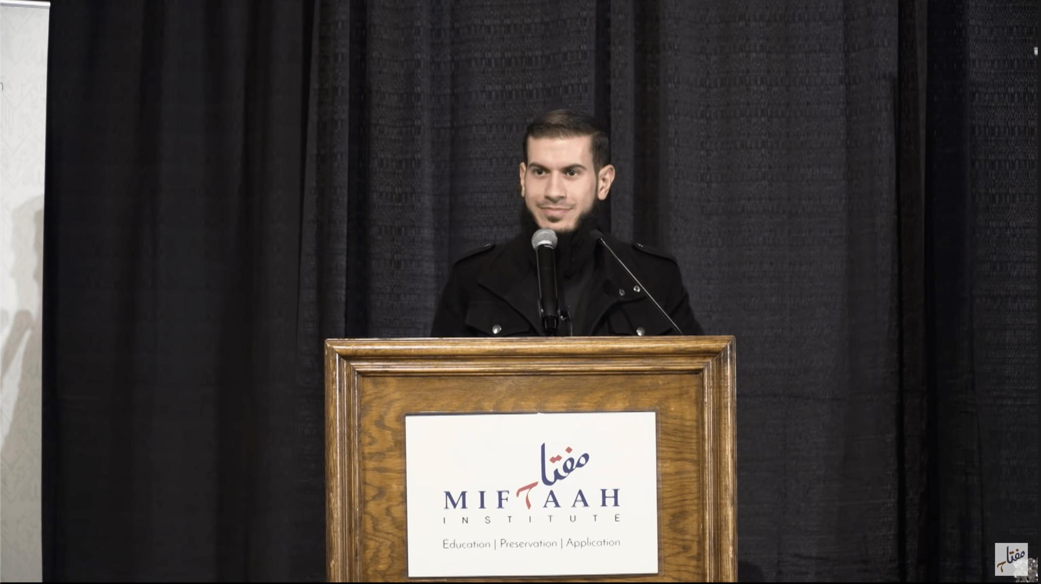 Suleiman Hani – Repairing Relationships