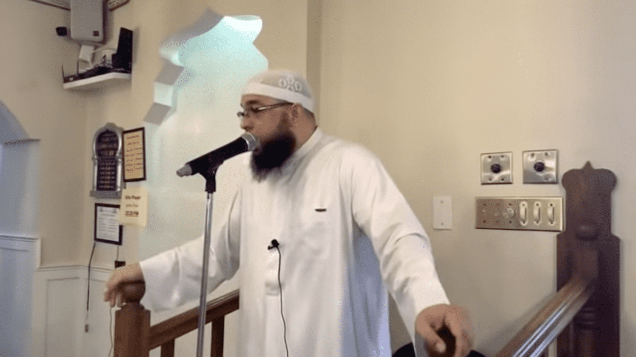 Tahir Wyatt – Perfecting Prayer